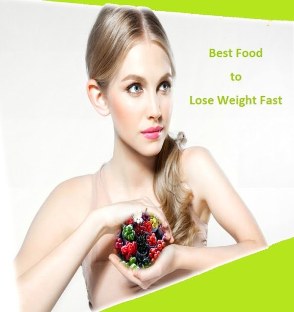 Best Food to Lose Weight Fast and easy.