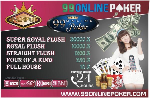 Judi Aman Poker Online terpercaya