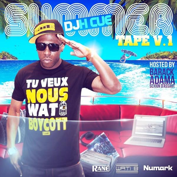 La SUMMER TAPE de DJ HCUE ! ENFIN DISPONIBLE ! - WATI B