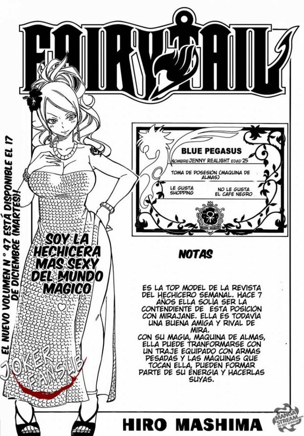 Fairy Tail 362 — Joker FanSub — submanga
