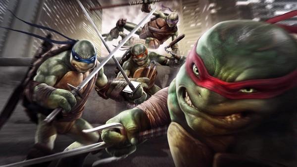 Teenage Mutant Ninja Turtles Movie Wallpaper,Poster & 2014