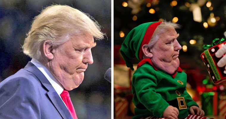 When Trump Asked Not To Publish Unflattering Double Chin Pics, This Is How The Internet Responded