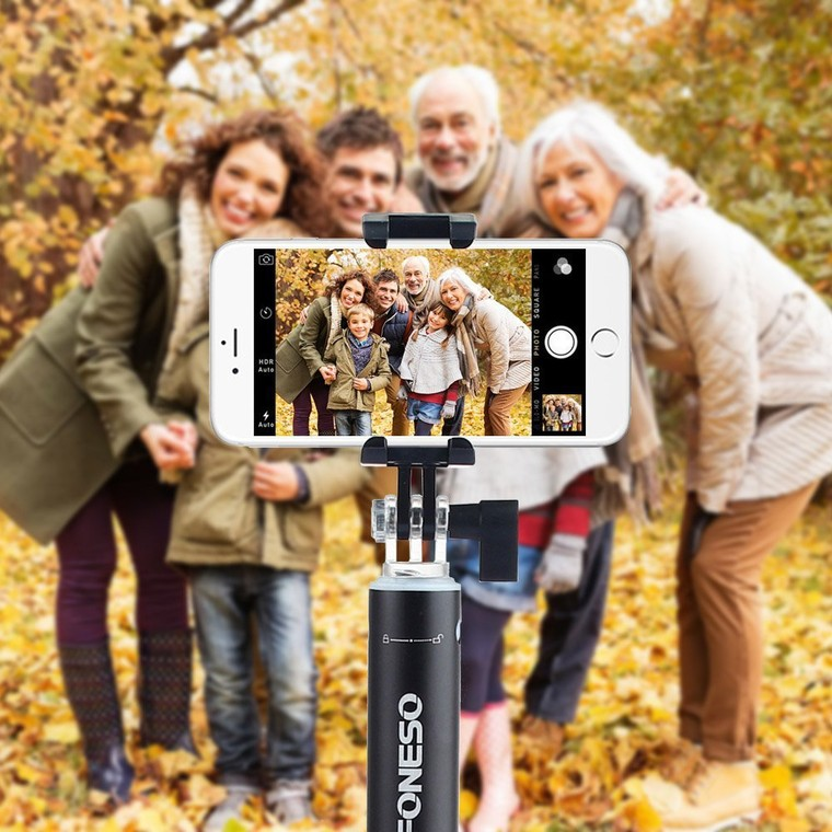 Top 5 Best Foldable Selfie Stick For iPhone 7 and more