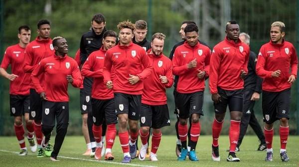 23 joueurs présents lors de la reprise au Standard de Liège