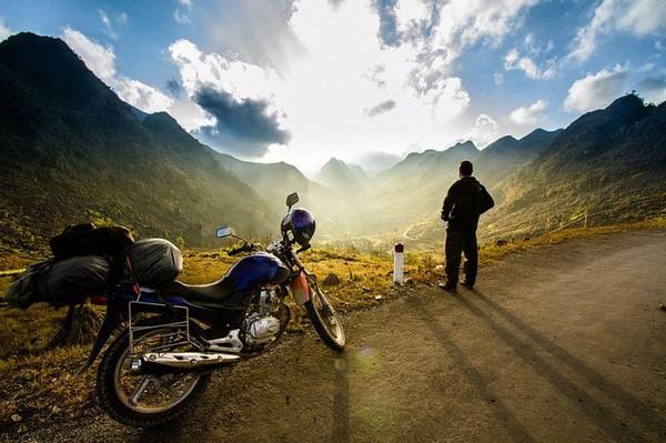 Liberty Rider : La vie des motards dépendra de leur batterie
