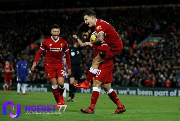 Liverpool Di Tahan Imbang Everton di Akhir Pertandingan | Ngebet77.online