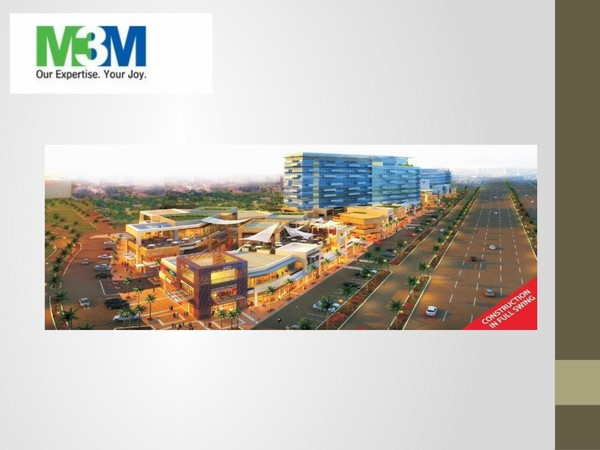 M3m Urbana Premium Commercial Project