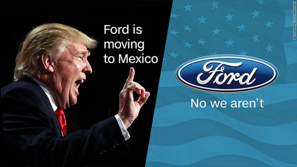 The car industry faces a strong makeover under Trump's administration