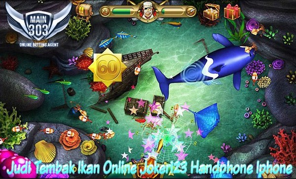Judi Tembak Ikan Online Joker123 Handphone Iphone