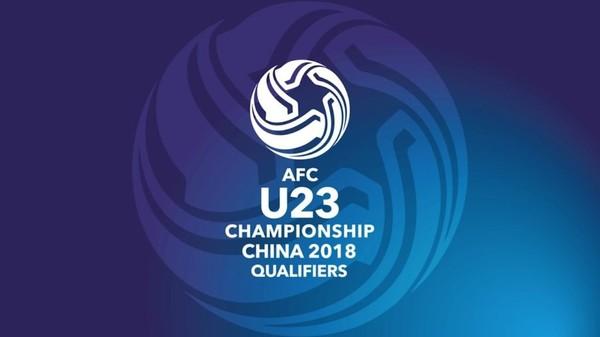 Pembagian Grup Kualifikasi AFC U23 2018 di China