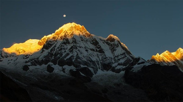 Annapurna Base Camp Trek, ABC Trekking Route & MBC