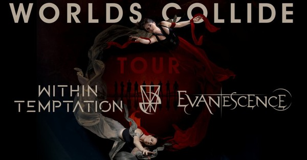 Within Temptation x Evanescence: Worlds Collide Tour