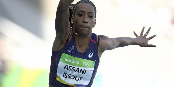 Jeux Olympiques : Jeanine Assani-Issouf éliminée au triple-saut