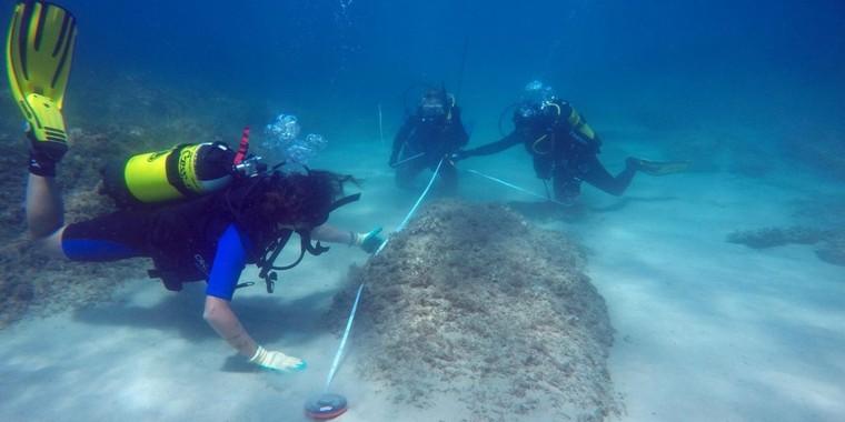 Une grande partie de Néapolis découverte sous les eaux du golfe de Hammamet (PHOTOS)