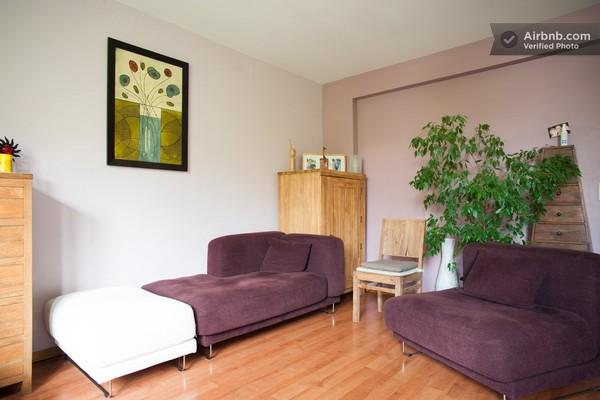 **Duplex 87m², Centrally located** à Molenbeek-Saint-Jean