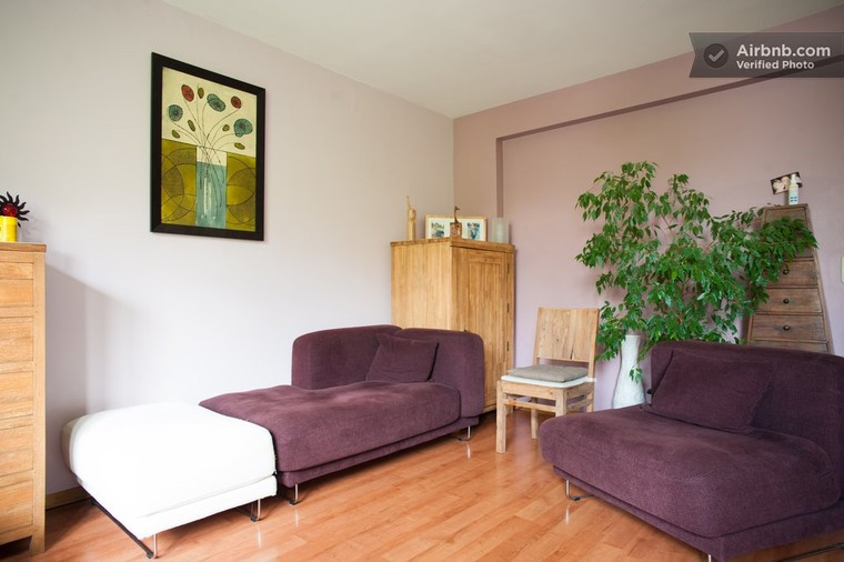 **Duplex 87m², Centrally located** à Molenbeek-Saint-Jean