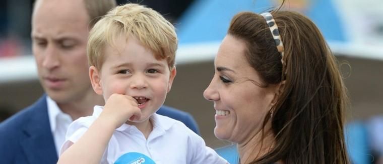 Baby George a 3 ans : Happy Birthday ! (19 PHOTOS) (MAJ)