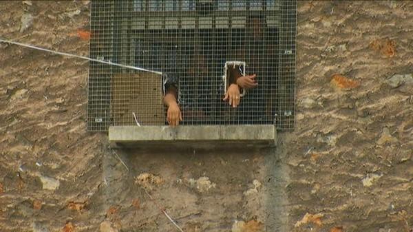 A Fresnes, les détenus refusent d'être associés aux terroristes