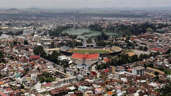 Madagascar: lancement de la 10e édition des Jeux de l'océan Indien - RFI