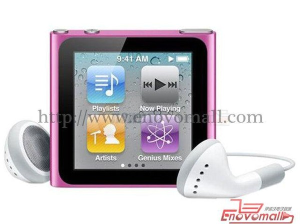 Sample 1Pieces 6th mp4 Nano 4GB iPod nano FM Radio MP4/MP3 Player with 1.5inch Screen Function Leitor_Electronic Gadgets_Electronics_Wholesale - Buy China Electronics Wholesale Products from enovobiz.com