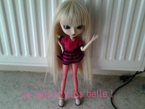 Image - April et sa new wig - bonjour mes petits sushis