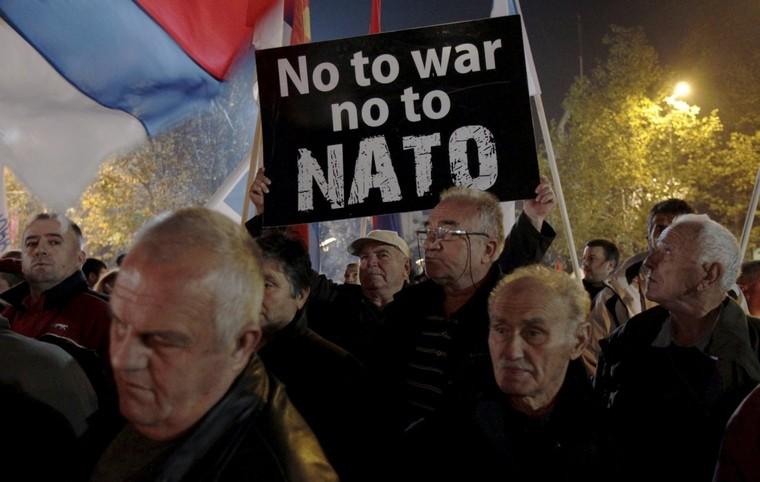 «L'OTAN est le plus grand saboteur de la paix en Europe»