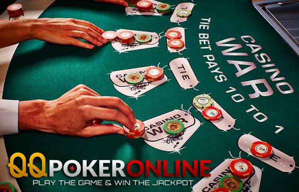 Agen Judi Kartu Casino War Online Terpercaya