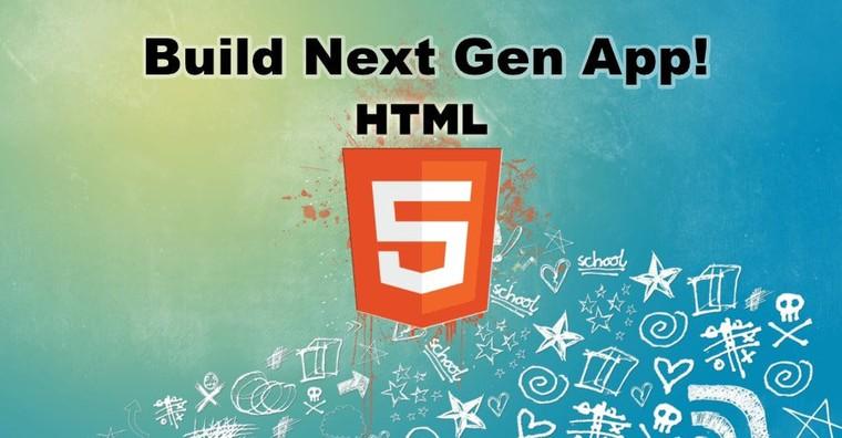 Advantages of HTML5 to Build Next Gen App! - CrowdReviews.com Blog