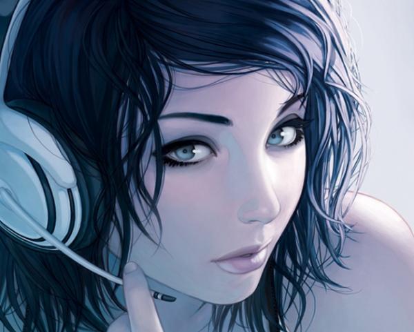 Babydoll – Les filles de Warren Louw, illustrations et CG | Ufunk.net