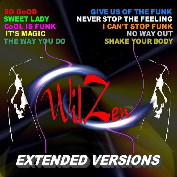 EXTENDED VERSIONS, by WILZEN