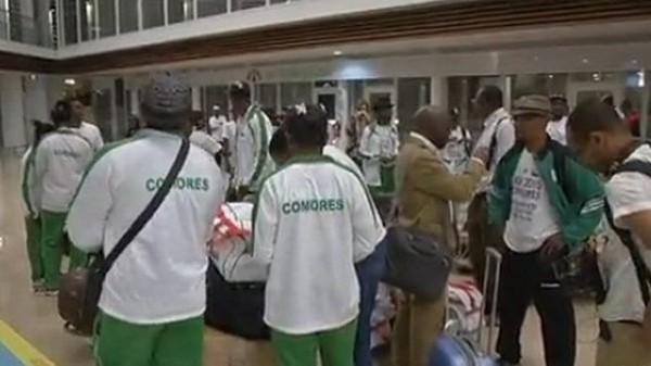 Jeux des Iles : 58 « sportifs » comoriens n'ont pas pris l'avion du retour - réunion 1ère