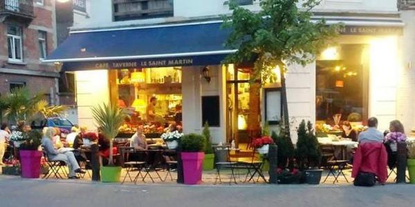La police confisque les plantes d'un café à Bruxelles