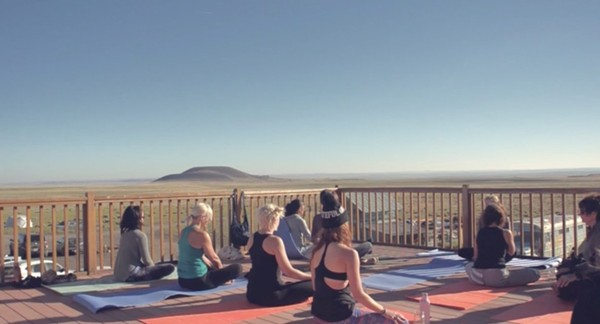 Luxury Retreats | Luxury Yoga Retreats & Desert Camps