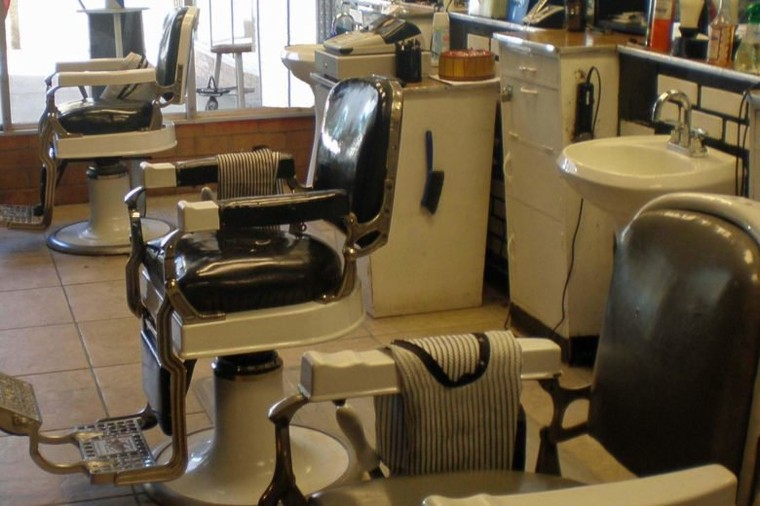 Furnish & Style - Barber & Salon Furniture Advice