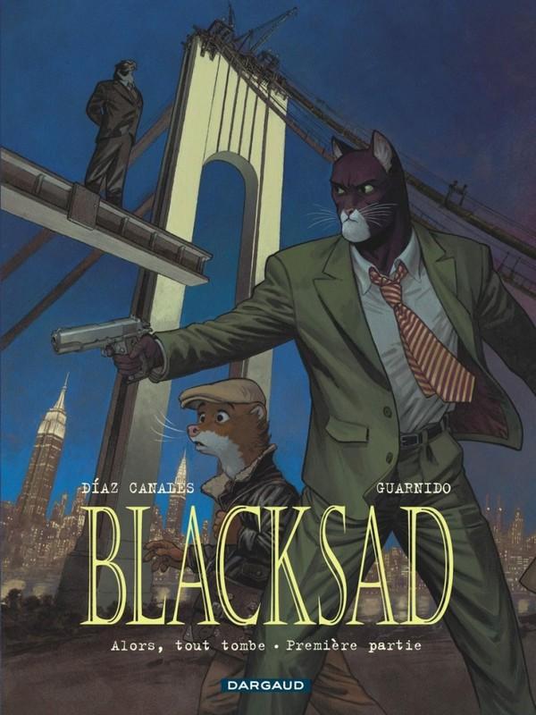 Blacksad (BD)-Diaz Canales et Guarnido