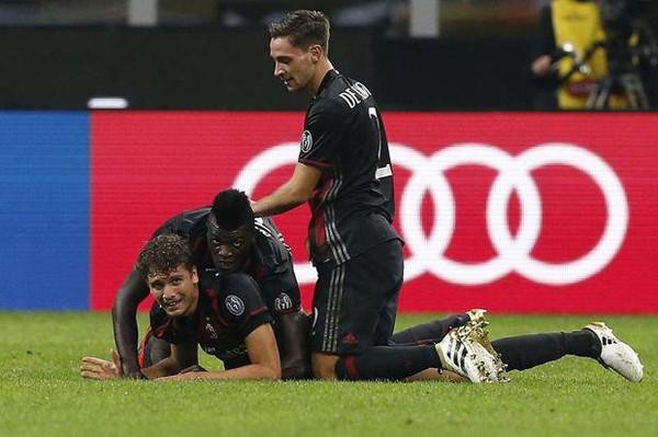 Prediksi Skor AC Milan vs Borussia Dortmund 18 Juli 2017, ICC - Topbola.net