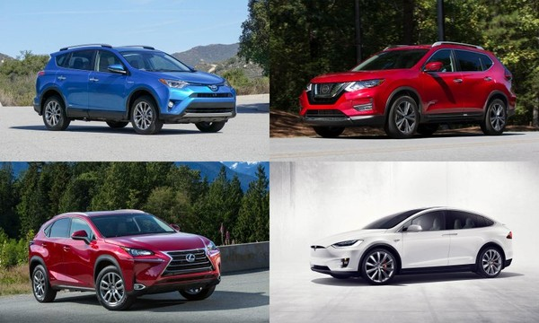 The internal combustion engine disappears from the new-car options