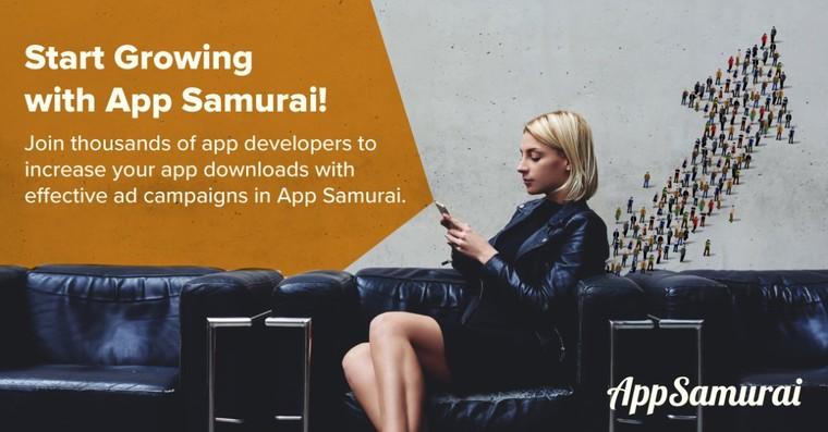 Start Growing with App Samurai!