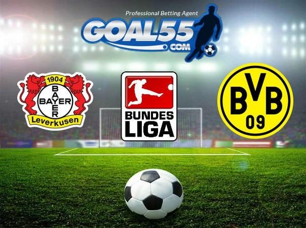 Prediksi Skor Bayern Leverkusen VS Borussia Dortmund 2 Desember 2017