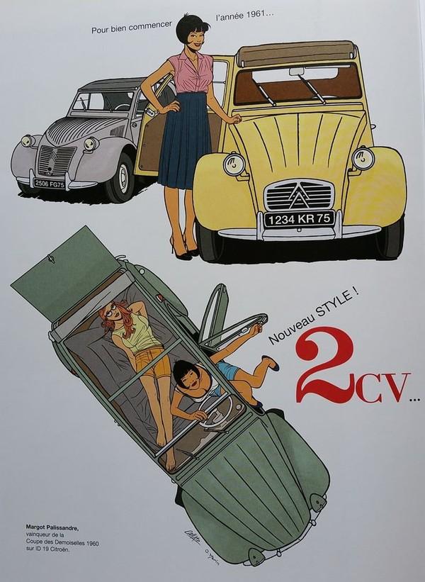 Citroën 2CV (Marin, Callixte)   2cv   Citroen car, Cars, Vintage cars