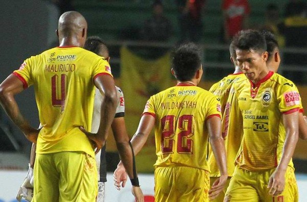 Berita Bola: Prediksi Bola Sriwijaya FC vs Perseru Serui 2 Agustus 2017