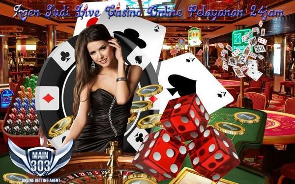 Agen Judi Live Casino Online Pelayanan 24jam