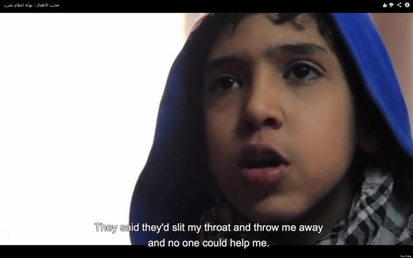 Egyptian Security Forces Sexually Abusing And Torturing Young Children, According To Testimonies (VIDEO) | HuffPost
