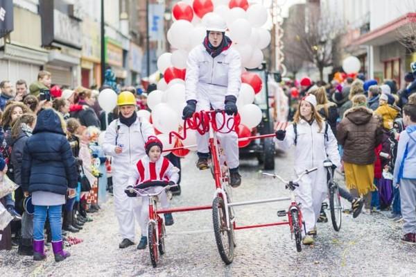 Envie de participer au Carnaval de Charleroi ? • Eden Charleroi