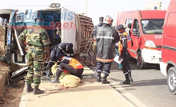 VIOLENT ACCIDENT A BIGNONA:7 morts et 20 blessés