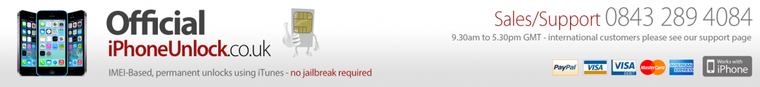 Vodafone Unlock iPhone - Vodafone unlock iPhone