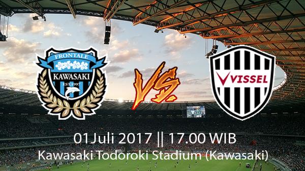 Prediksi Kawasaki Frontale vs Vissel Kobe 1 Juli 2017