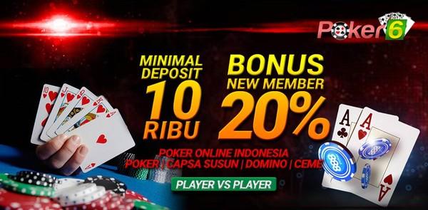 Poker Online Baru dan Memuaskan Para Memuaskan