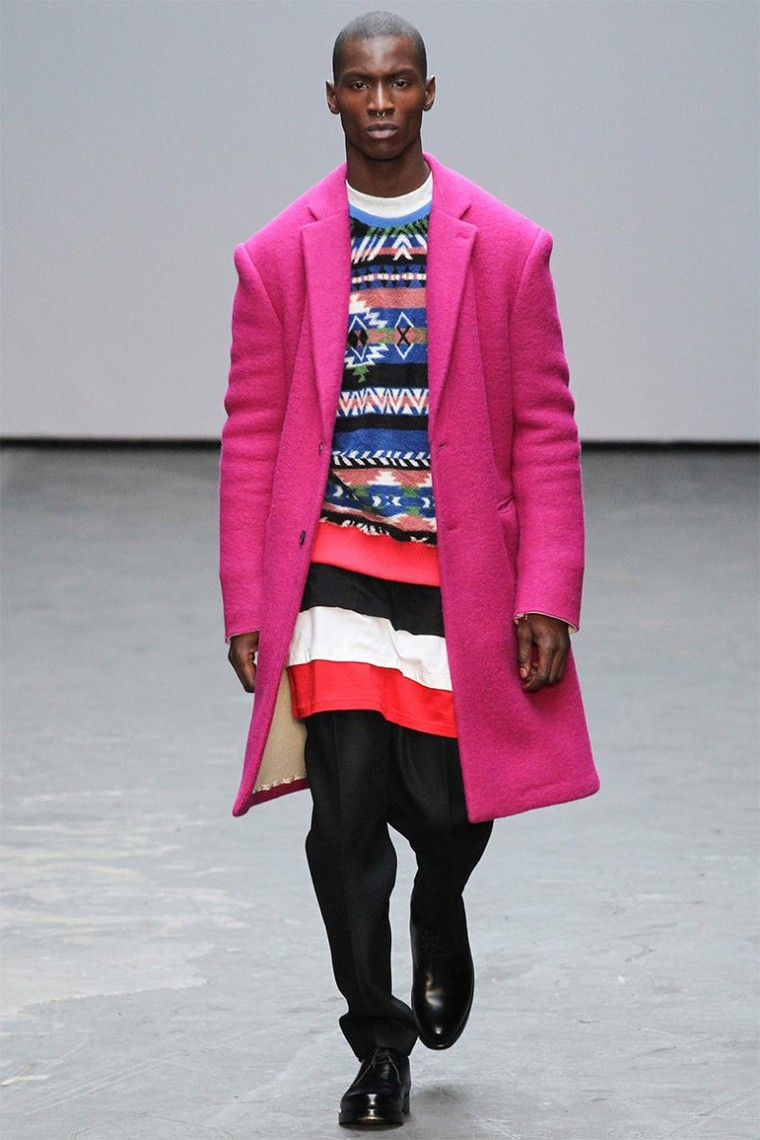 Casely-Hayford Fall/Winter 2015 - Fucking Young!
