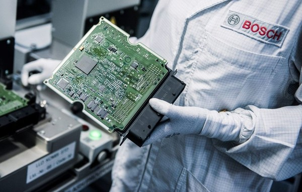 Bosch investing $1,1 billion in chips for autonomous vehicles